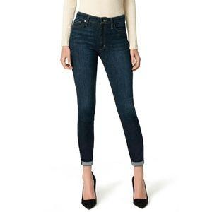 Joe's Jeans High Rise Crop Flawless